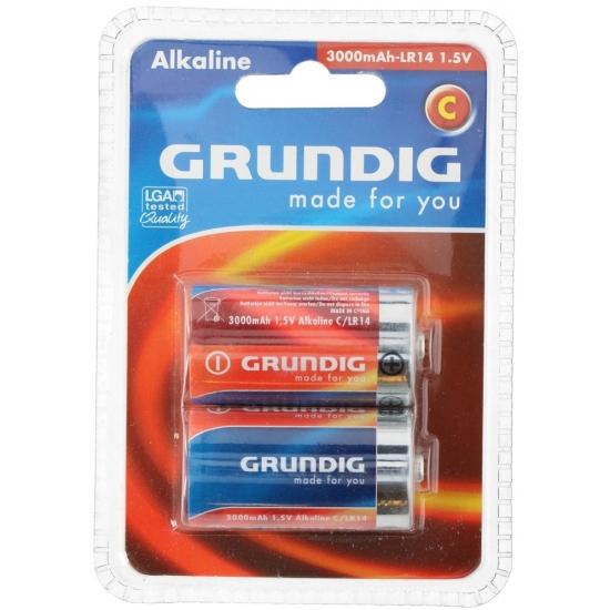 Batterijen LR14 Grundig 2 stuks