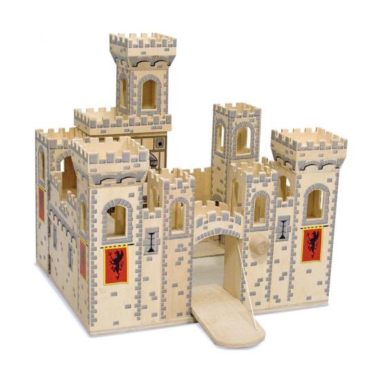 Houten Speelgoed Keuken Belgie : Speelgoed kasteel Medieval van hout Hobbymax – de online hobby