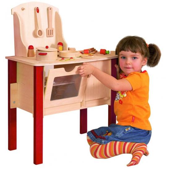 Keuken Hout Speelgoed : Houten speelgoed keuken accessoires Hobbymax – de online hobby