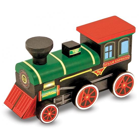 Houten Speelgoed Keuken Belgie : Trein bouwpakket van hout Hobbymax – de online hobby winkel