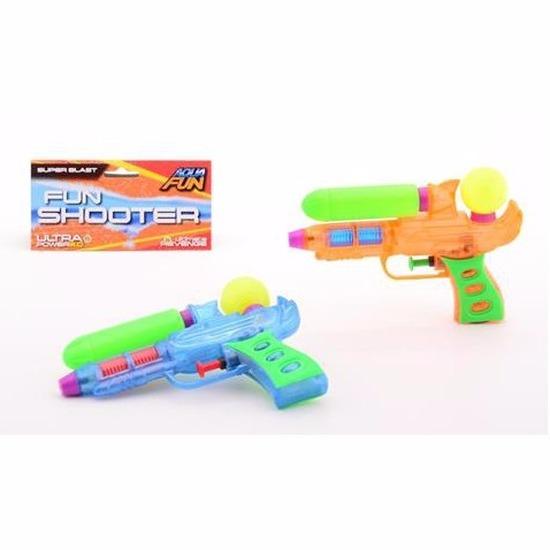 Voordelige waterpistolen gekleurd 3 stuks   Hobbymax   de online hobby winkel