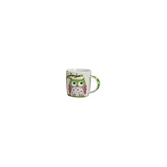Koffie-Thee-Melk mok 300 ml groen